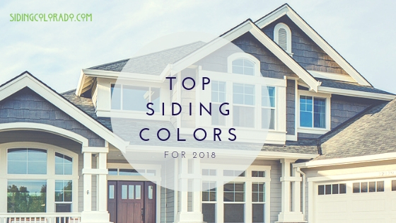 top siding colors colorado