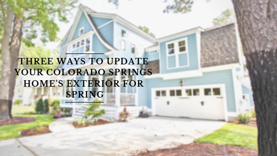 colorado springs home exterior siding