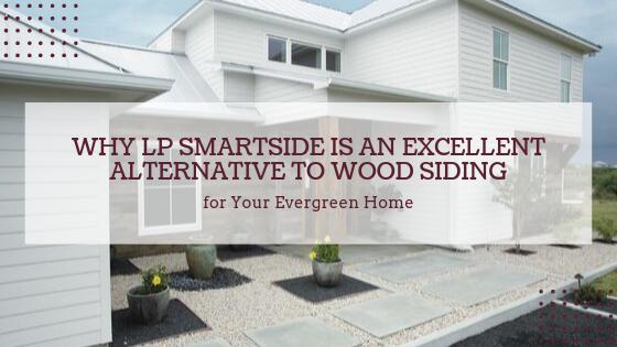 lp smartside evergreen colorado