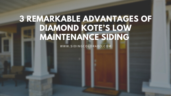 diamond kote siding colorado